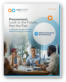 Procurement: Look to the Future, Not the Past